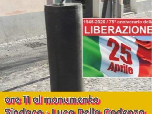 25 aprile 2020: 75° anniversario della LIBERAZIONE
