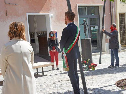 25 aprile: Celebrazioni del 75° anniversario della LIBERAZIONE a Castel Bolognese (foto e video)